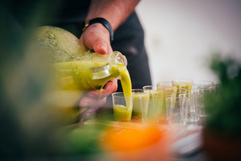 Experiential event | Skinny Kitchen